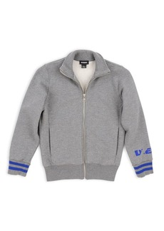 Diesel Little Boy's & Boy's Zip Up Sweatshirt