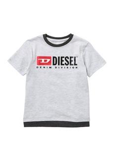 Diesel Logo Art Tee (Little Boys)