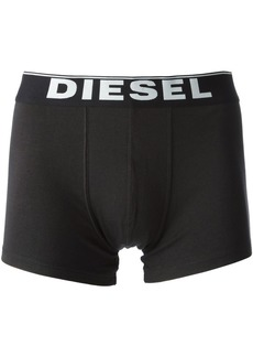 Diesel logo band briefs - two pack