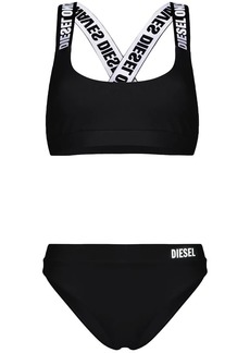 Diesel logo bikini set