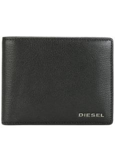 Diesel logo print cardholder