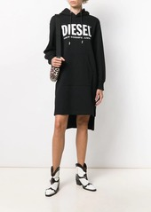 Diesel logo print sweat dress