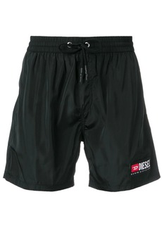 Diesel logo swimming shorts