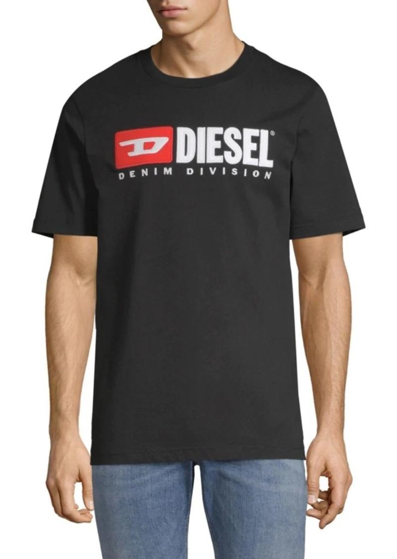 Diesel Logo Tee