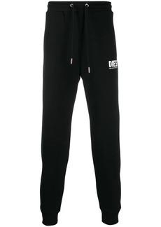 Diesel logo track pants