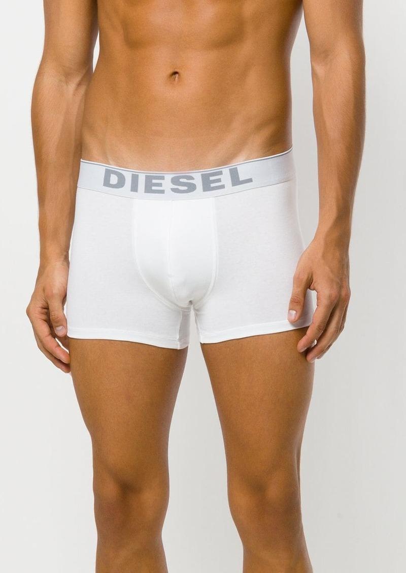 Diesel logo slim-fit boxers