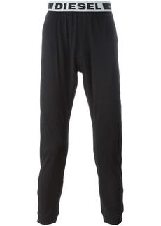 Diesel logo waistband pyjama pants