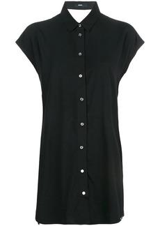 Diesel long button-up shirt