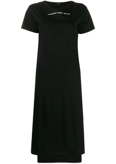 Diesel long jersey dress
