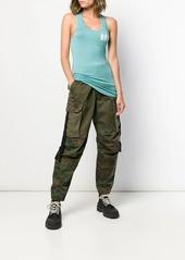 Diesel long-line vest top