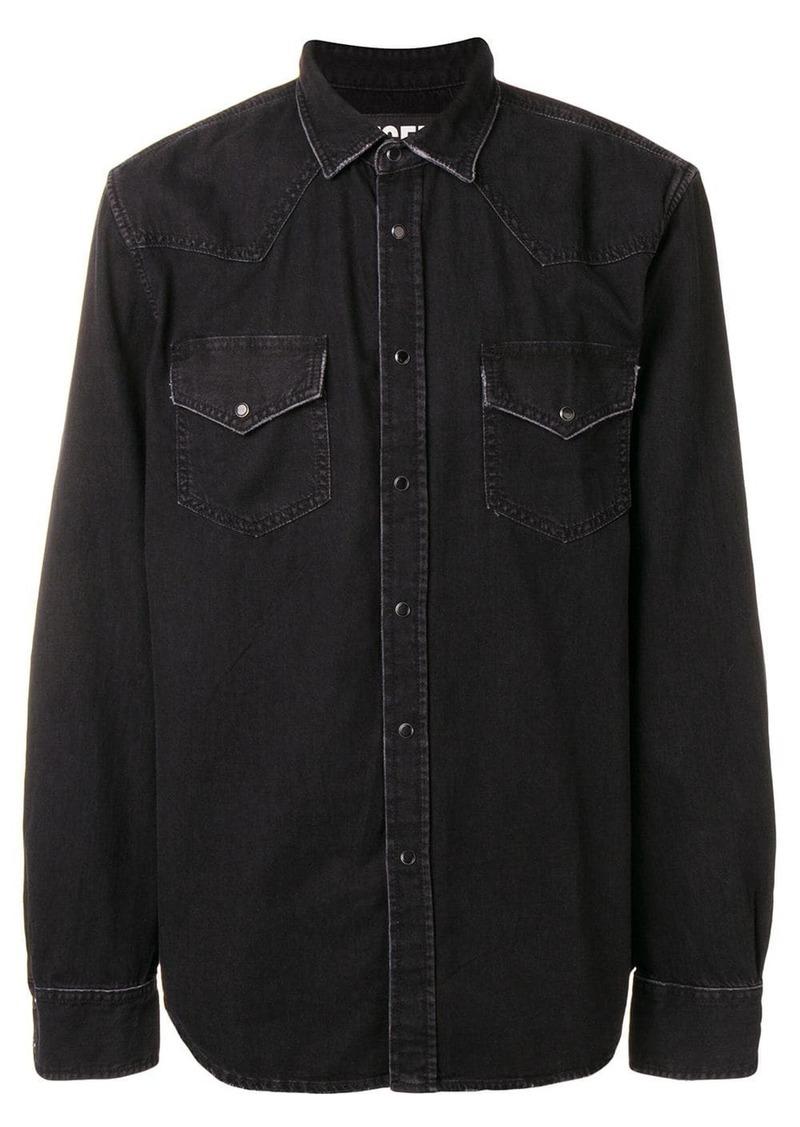 Diesel long-sleeved shirt