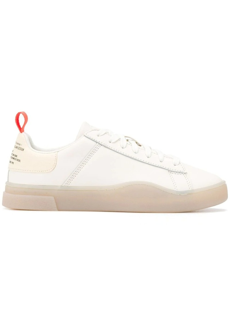 Diesel Low-top sneakers with dictionary logo