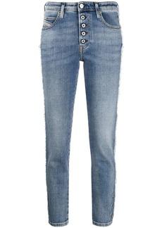 Diesel low-waist boyfriend jeans