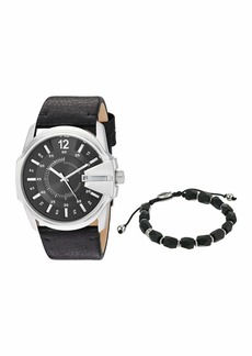 Diesel Master Chief Watch and Bracelet Gift Set DZ1907