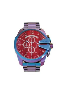 Diesel Mega Chief Chronograph Stainless Steel Watch - DZ4542