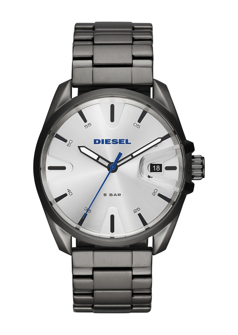 Diesel Men's 3-Hand Date Bracelet Watch, 44mm x 49mm