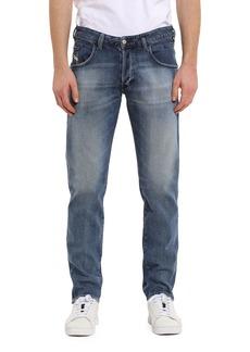 Diesel Men's D Bazer Straight-Leg Jeans