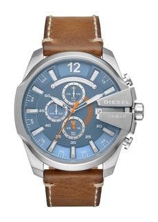 Diesel Men's Mega Chief Quartz Chronograph Watch, 51mm x 59mm