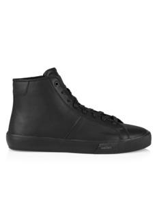 Diesel Men's Mydori High-Top Leather Sneakers