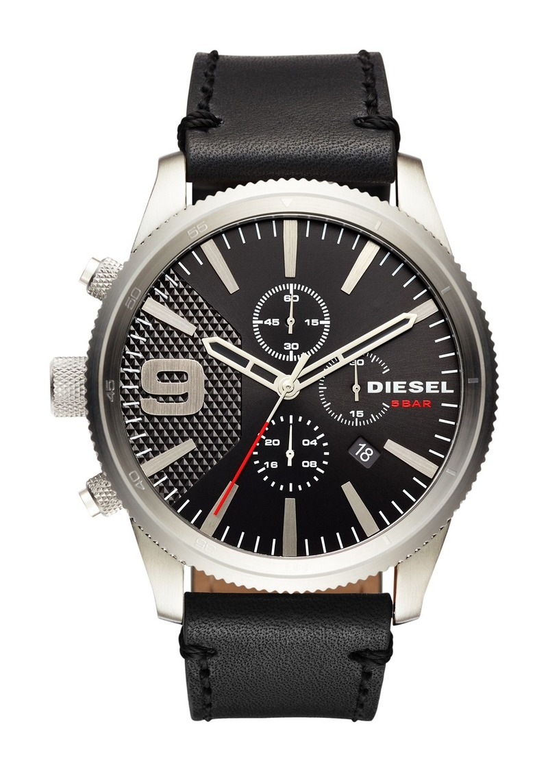 Diesel Men's Rasp Quartz Watch, 50mm