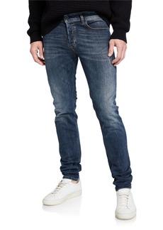 Diesel Men's Sleenker Skinny Jeans  Blue