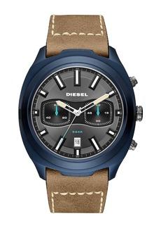 Diesel Men's umbler Chronograph Quartz Watch, 48mm