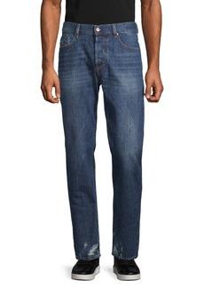 Diesel Mharky Distressed Skinny Jeans