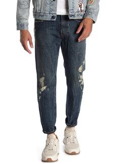 Diesel Mharky Slim Skinny Distressed Jeans