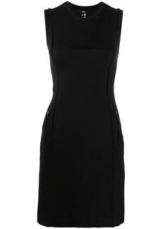 Diesel Milano-knit piercing-detail dress
