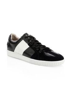 Diesel Millenium Low-Top Leather Sneakers