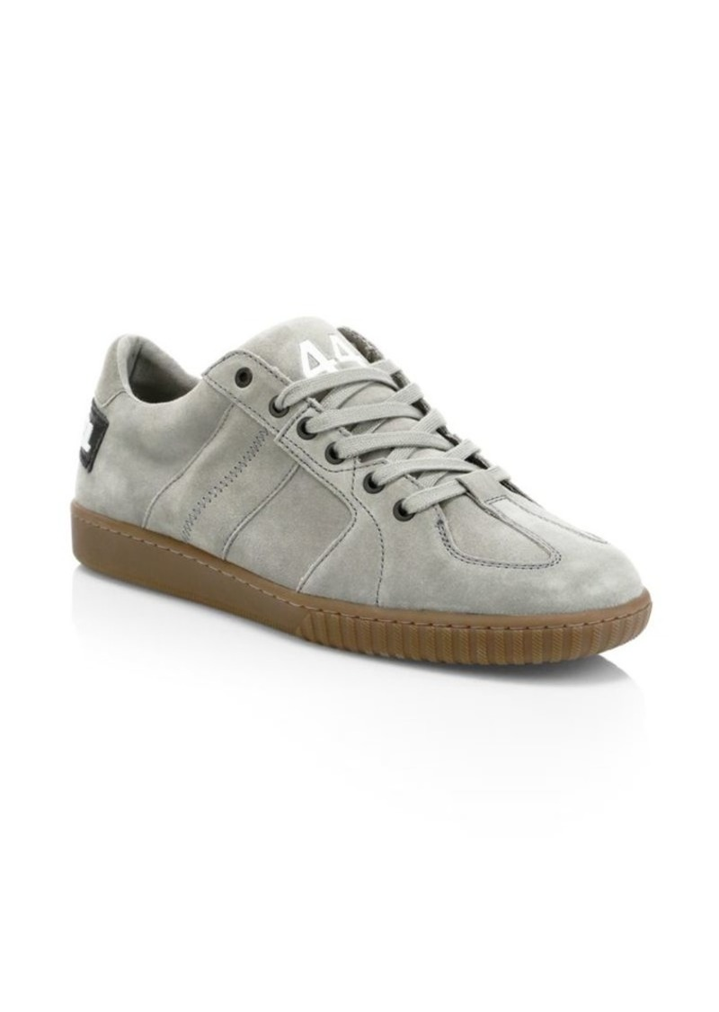 Millenium Suede Lace-Up Sneakers - 30% Off!
