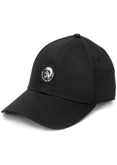 Diesel Mohawk logo baseball cap