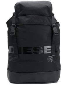 Diesel monochrome backpack