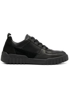 Diesel Monochrome low-top sneakers