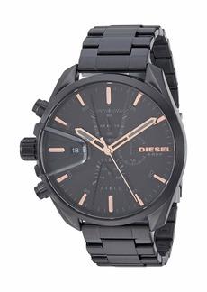 Diesel MS9 Chronograph Stainless Steel Watch DZ4524