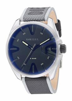 Diesel MS9 Three-Hand Nylon Watch DZ1902