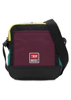 Diesel Multicolor Nylon Crossbody Bag