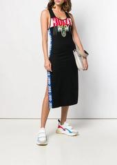 Diesel multicolour print dress