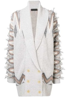 Diesel Mylor-Long cardigan