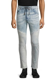 Diesel Narrot Slim-Fit Paneled Jeans
