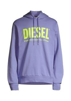 Diesel Neon Logo Hoodie