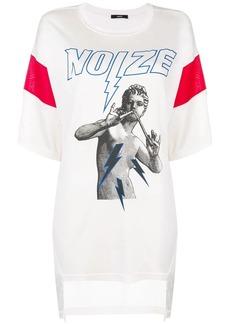 Diesel Noize print T-shirt