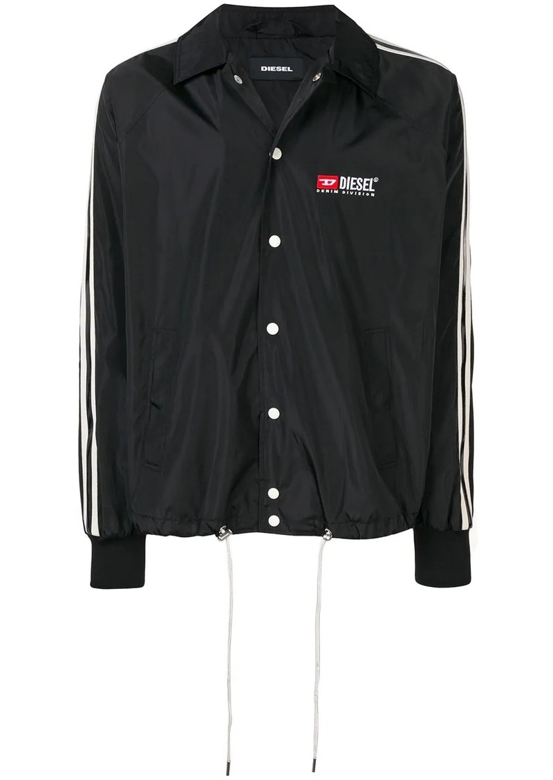 Diesel nylon coach jacket