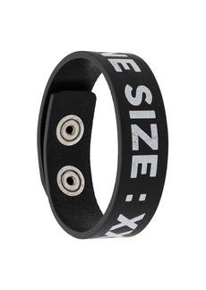 Diesel One Size bracelet