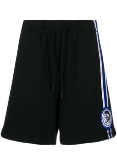 Diesel 'only the brave' track shorts