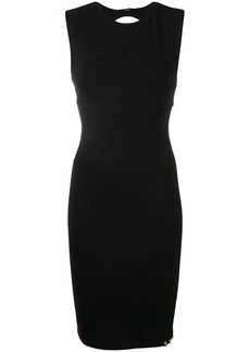 Diesel Open-back midi dress