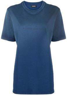 Diesel oversized gradient T-shirt