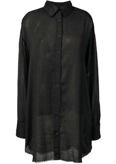 Diesel oversized shirt