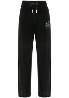 Diesel P-Chinille wide-leg track pants