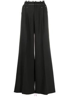 Diesel P-Malika-A wide leg trousers